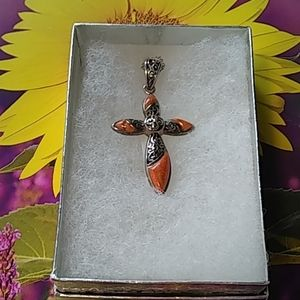 Jewelry - Cross Necklace (925 marking)